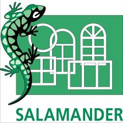 Ajtó, Ablak Műanyag profil Salamander