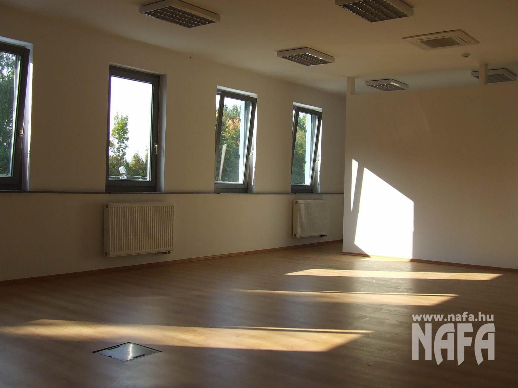Fa nyílászárók, egyedi festett ablakok, Galambok Irodaház