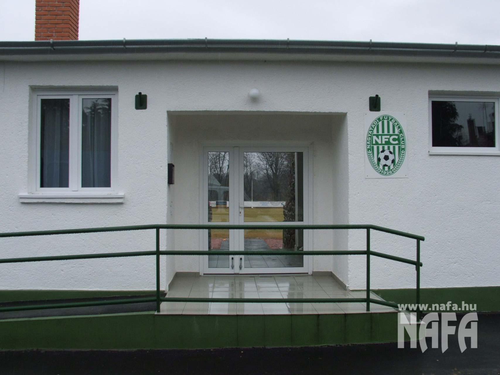 Műanyag nyílászárók, egyedi ablakok és ajtók, Nagyatád Sportkomplexum