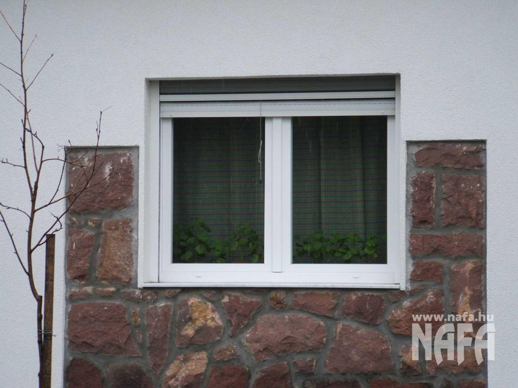 Műanyag nyílászárók, egyedi ablakok, Nagyatád Családiház