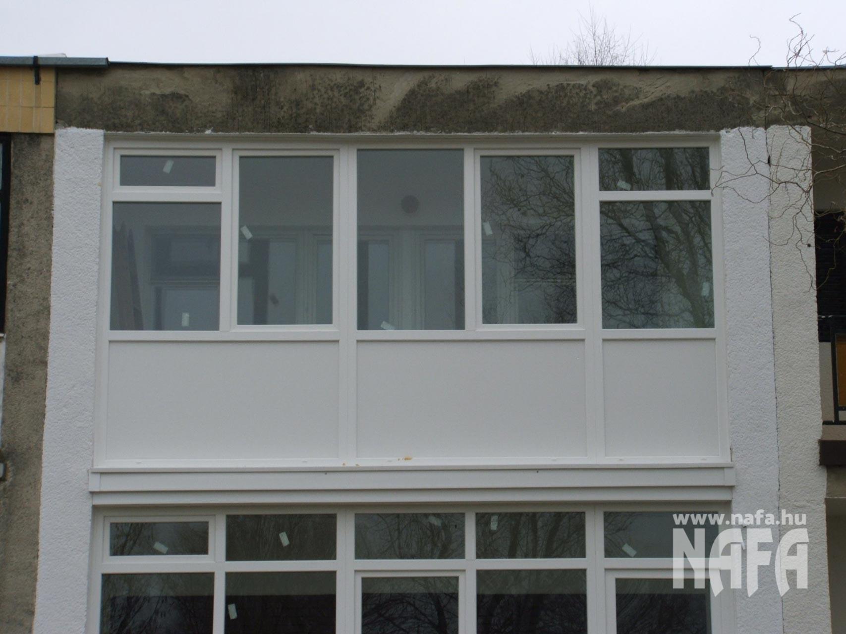 Műanyag nyílászárók, egyedi ablakok és ajtók, Pécs Nyaraló