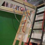 Ajtó, ablak, padlásfeljáró lépcső