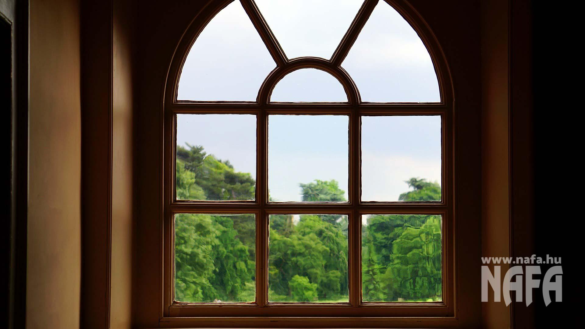 Nem hőszigetelt ablak