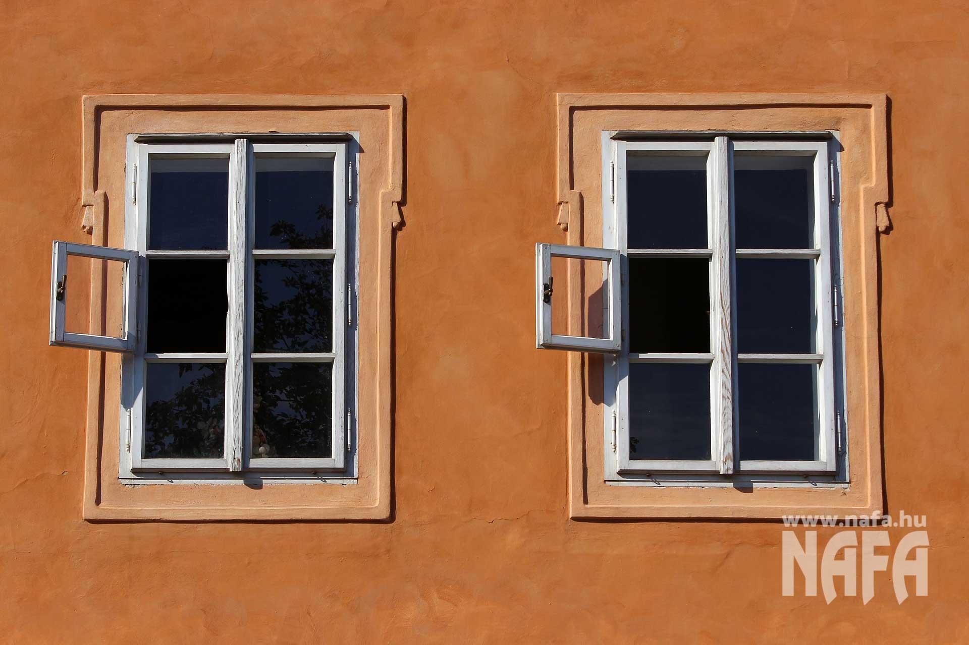 Régi ablak